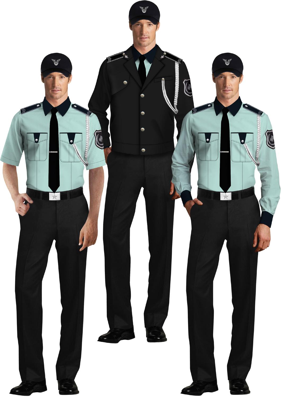 保安制服系列设计方案02