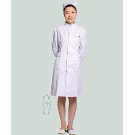 重庆护士服定做_护士工作制服