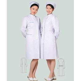 六盘水护士服专业定制_护士的衣服